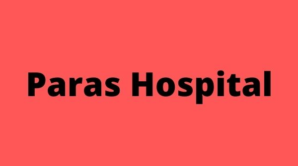 Paras hospital is famous for being on top and is the Best Hospital in Delhi.