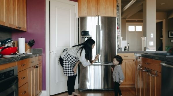 avoid spoilage of food by getting a new a fridge