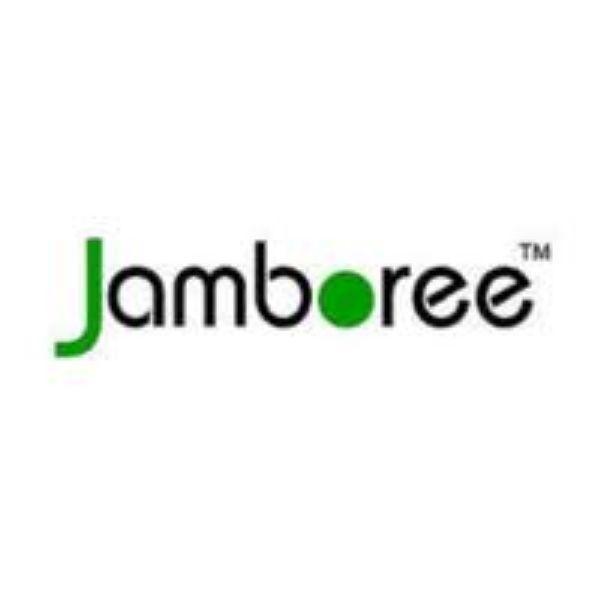 logo of jamboree india gre course