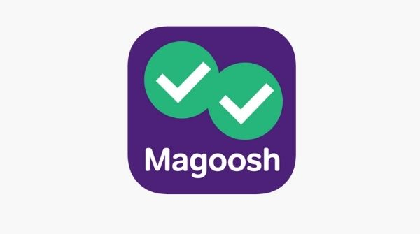 logo of magoosh that is gre online coaching
