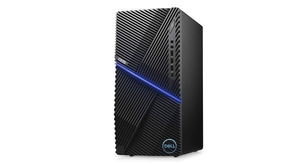 Image on the Dell G5 Gaming best desktop computer in india