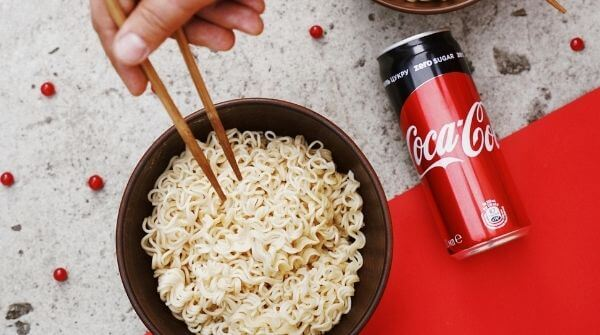 Rich results on best instant noodles in india