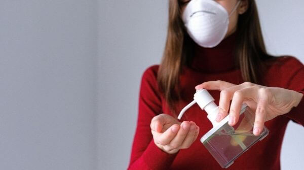 use the sanitizer whenever necessary.