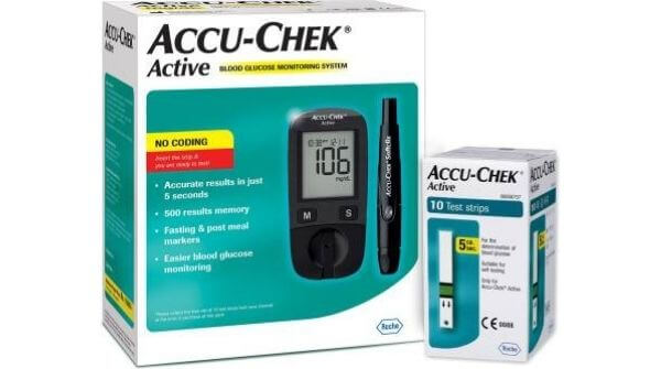 Picture of Accu Check Blood Glucose Meter Kit