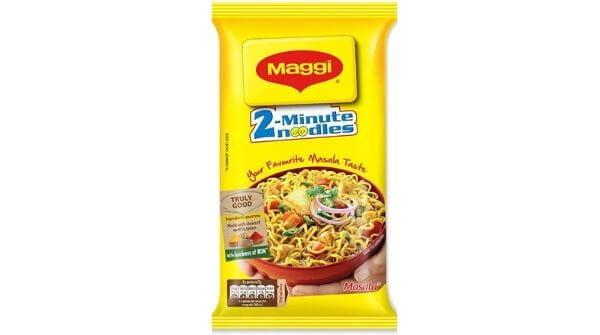 good results on noodles company in india