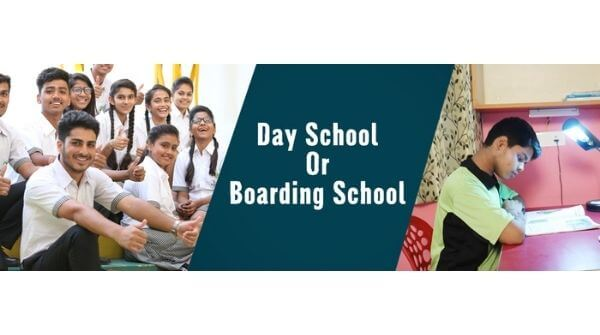 Day school and Boarding school both have their benefits and limitations.