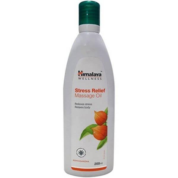 Himalaya Wellness Stress Relief Oil