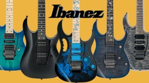 IBANEZ - GUITAR BRAND