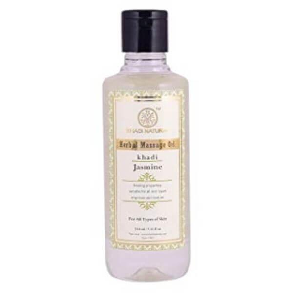 Khadi Natural Ayurvedic Jasmine Oil