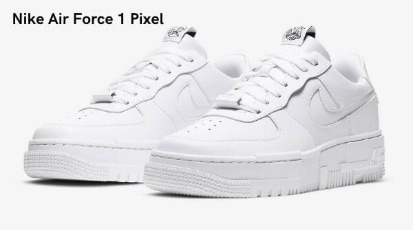 Amazing sneakers for girls by Nike Air.