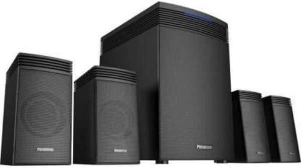 Panasonic SC-HT40GW-K, as Panasonic's amazing brand home theater system bring you great experience in affordable price of 10000