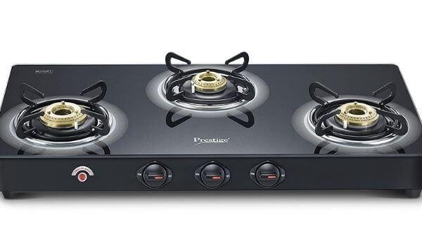 Prestige gas stove