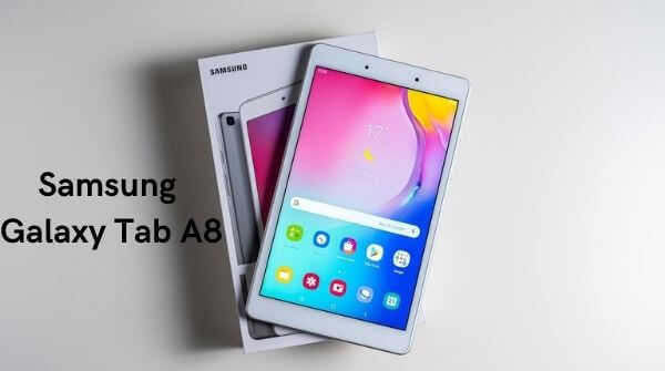 in this list of tablet mobile with price, Galaxy Tab A8 is one of best.