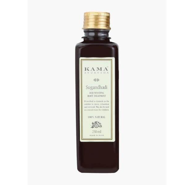Sugandhadi body treatment oil.