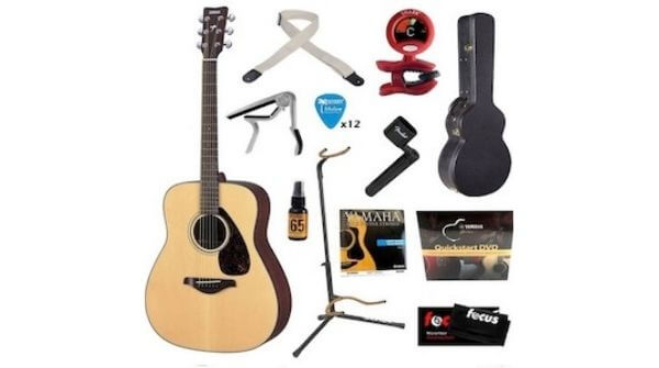 There are some necessary accessories of guitar.