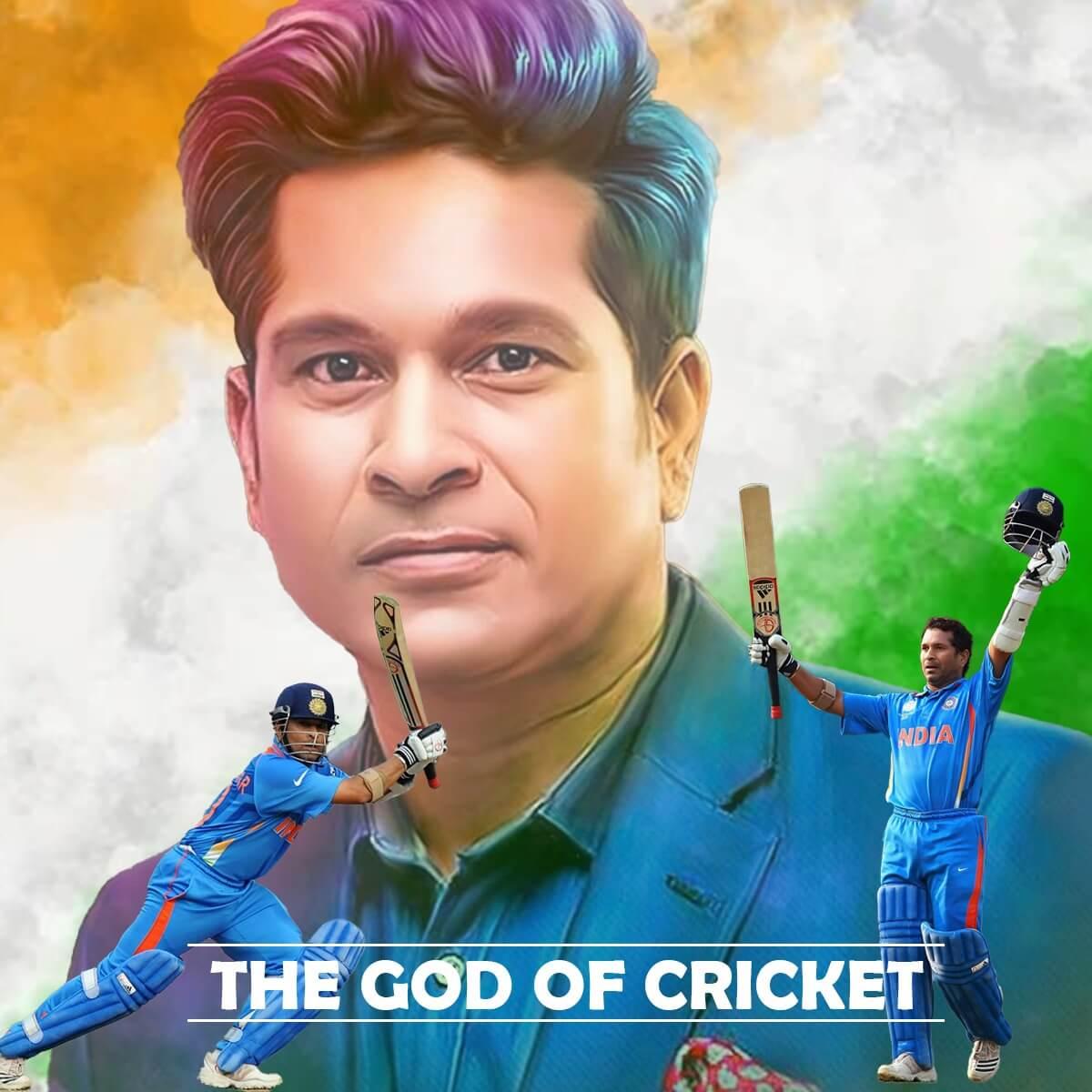 Sachin Tendulkar: The god of cricket