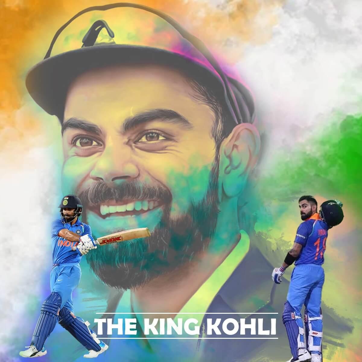 Virat Kohli: The King Kohli